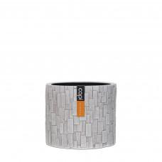 Vaas cilinder Stone