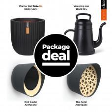 Package deal Tube zwart