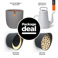 Package deal Tube grijs