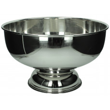 Lux - wijnkoeler- zilver - messing -D50 X H32