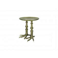 Lux - kandelaar- brons - aluminum -19.2x19.2x20.5