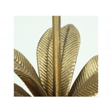 Lux - kandelaar- goud - metaal