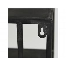 Lux - wandrek - metaal - 90x25.5x80