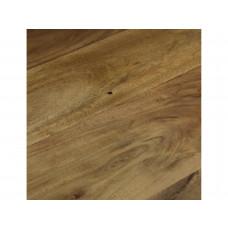 Lux - bijzettafel rond- hout- 70x70x45 - set van 3