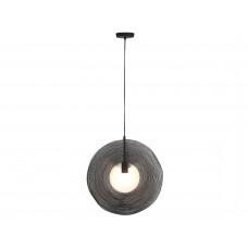 Lux - hanglamp- zwart - metaal -50x50x50