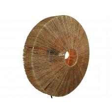 Lux - wandlamp- naturel - jute -52x20x52